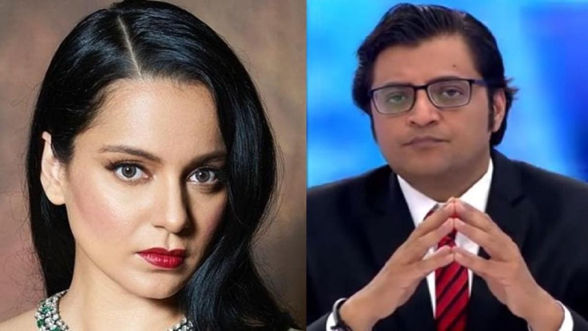Maha HM Anil Deshmukh orders separate probes against Kangana Ranaut and Arnab Goswami