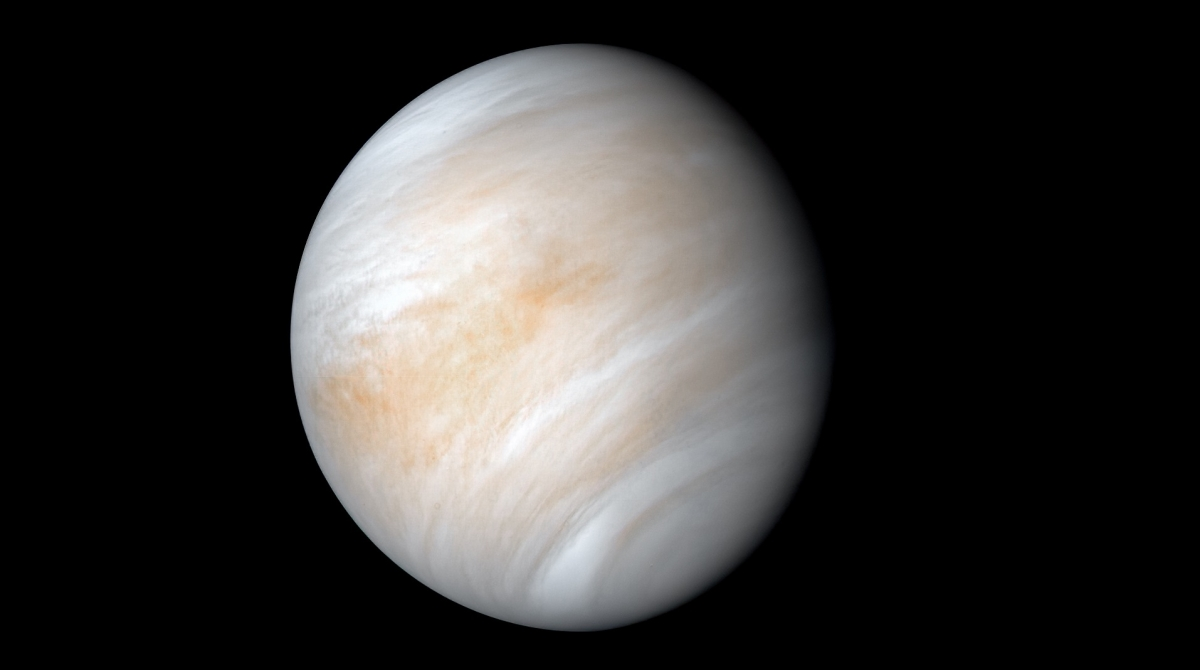 Life on Venus? Scientists spot possible hint of microbial life in neighbouring planet's clouds