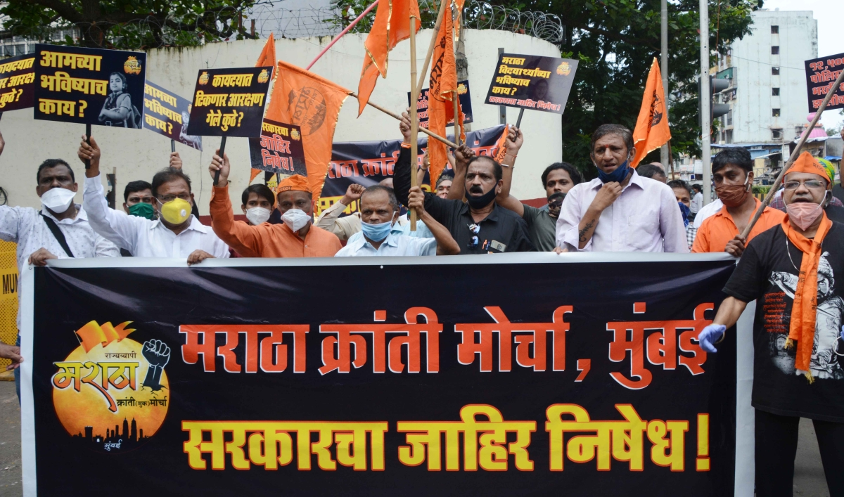 Supreme Court to begin hearing in Maratha quota case today