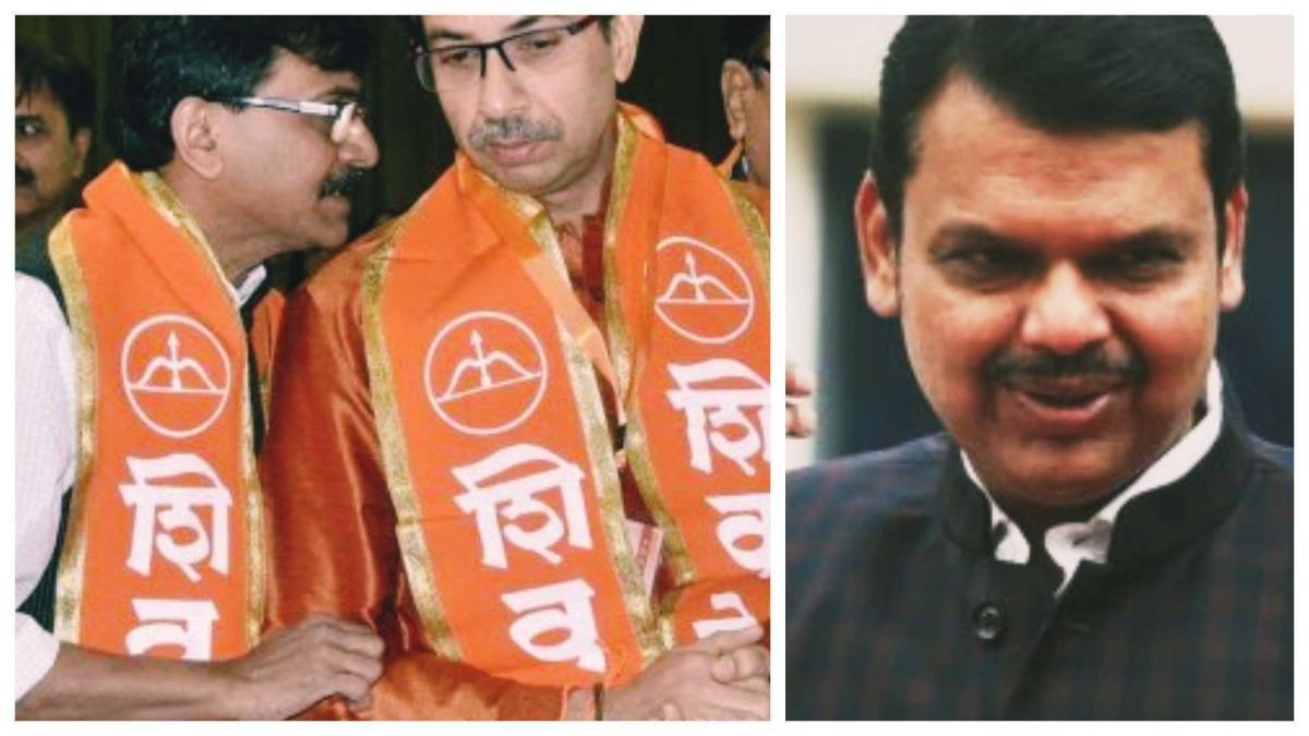 Here is the reason behind Devendra Fadnavis' 2-hour meeting with Shiv Sena's Sanjay Raut