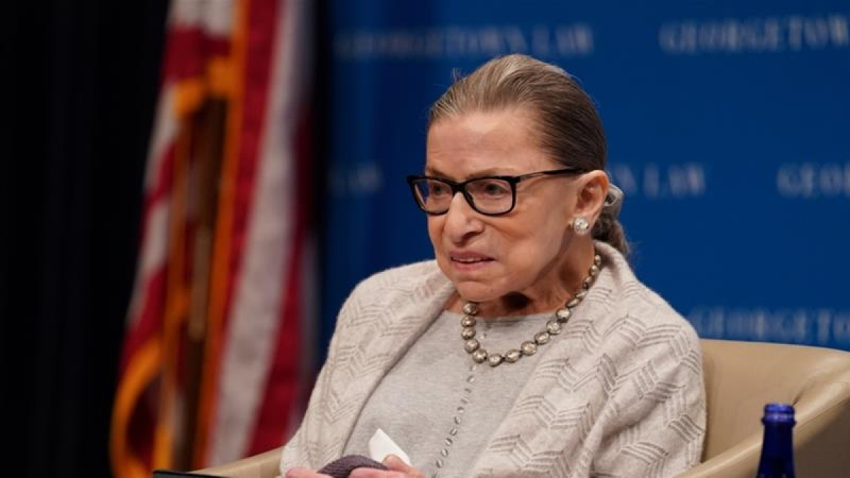 Ruth Bader Ginsburg dies: Top 10 quotes from the pioneering US SC Justice