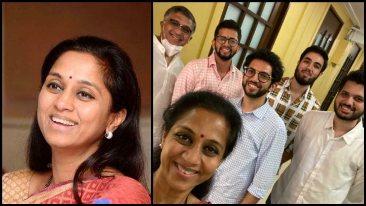 Cool kind-hearted Platoon: After facing backlash against 'CKP moment' tweet Supriya Sule comes up with a new full form