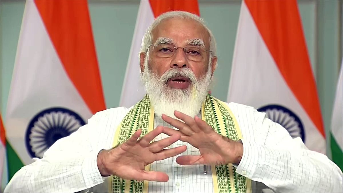 'Historic' farm reforms will help turn farmers into entrepreneurs: PM Modi