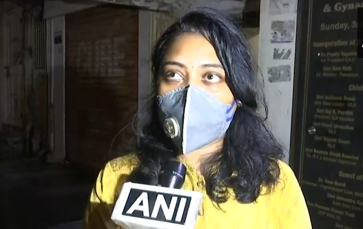 'Impose President's rule in Maharashtra', says daughter of Navy veteran who was allegedly attacked by Shiv Sena activists