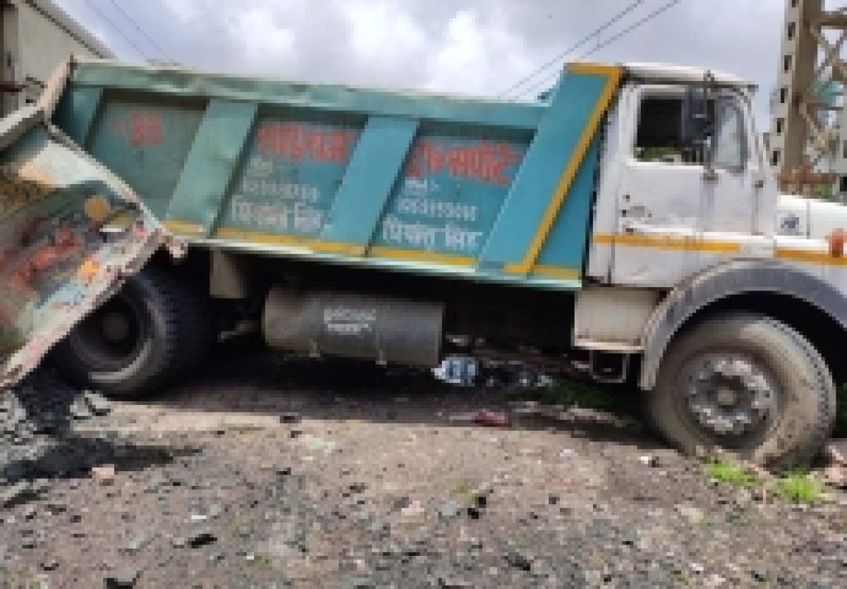 Two die in separate accidents in Thane