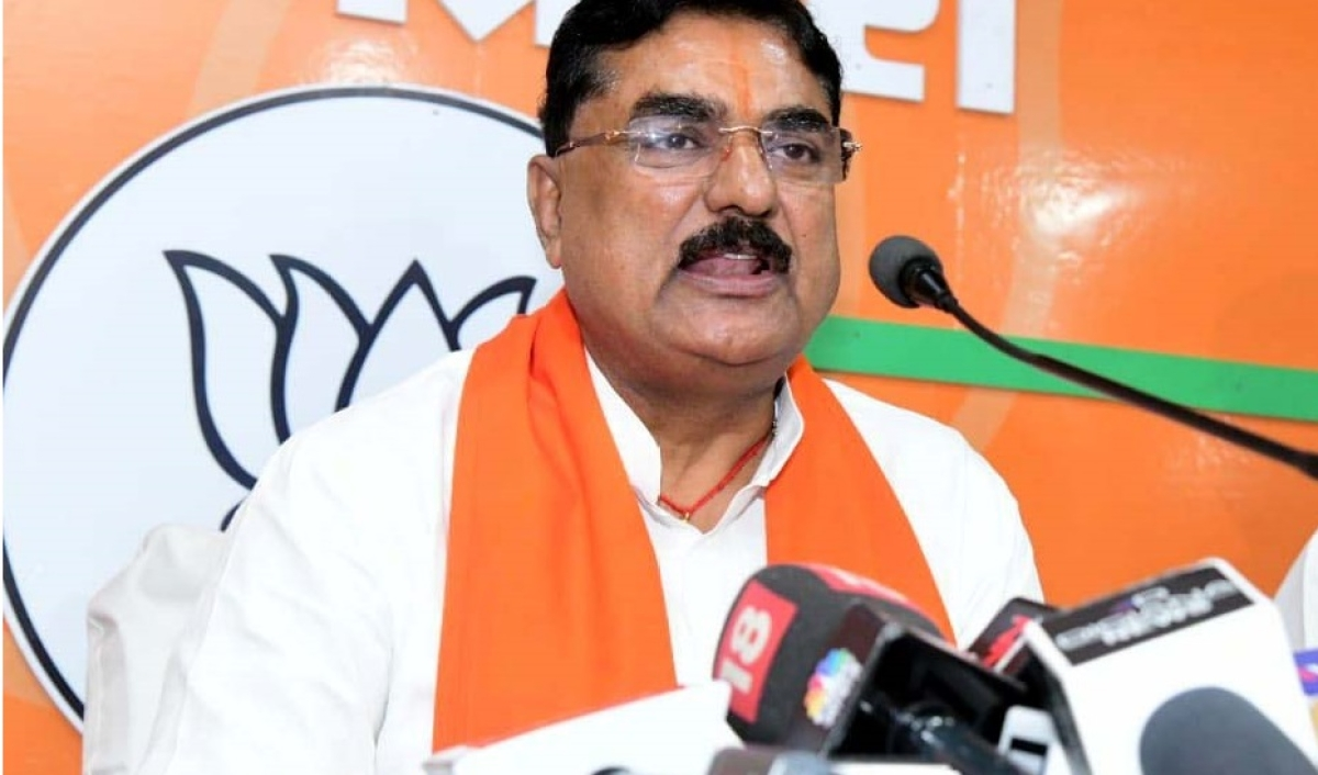 Bhopal: Agriculture minister Kamal Patel admits farmers' loans were waived