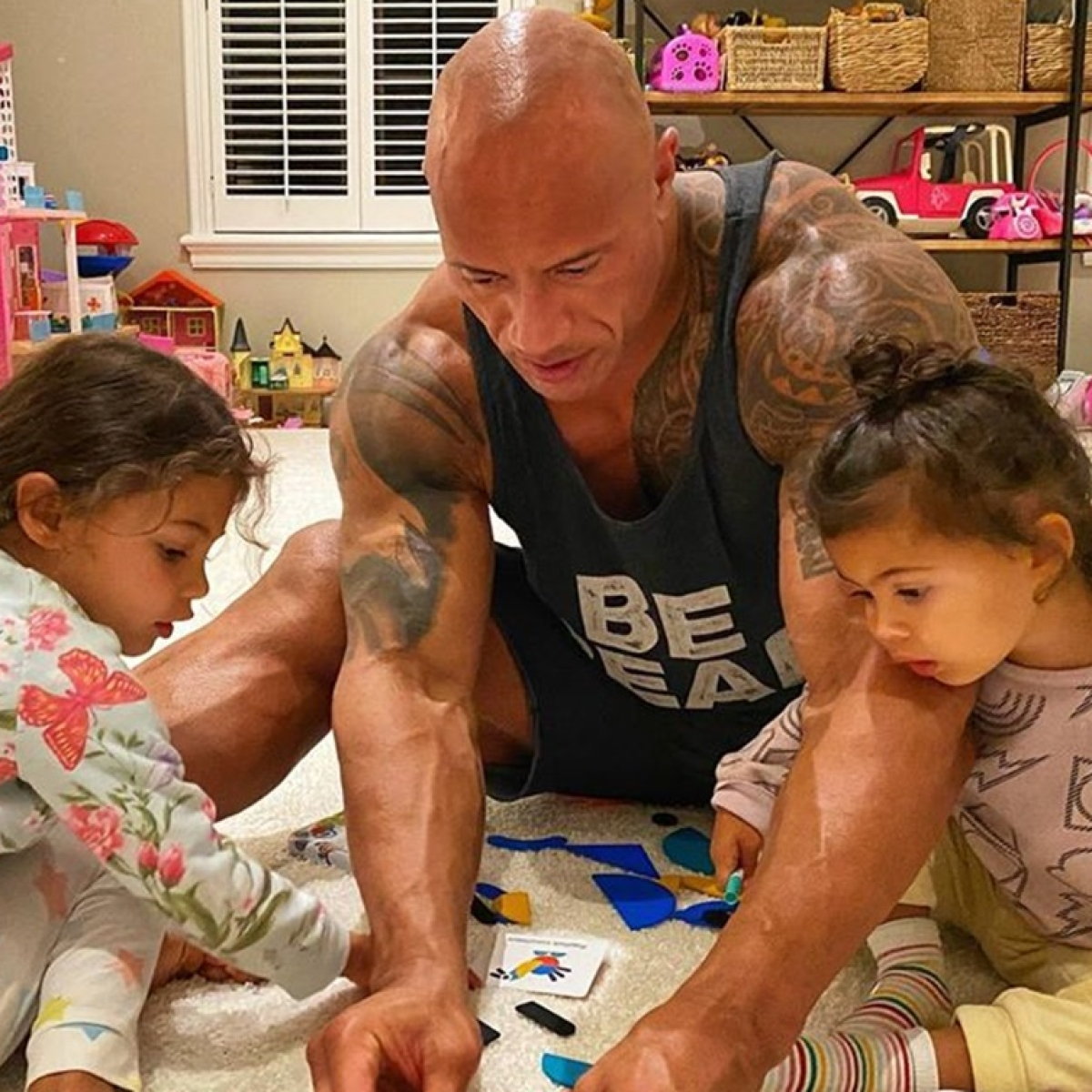 Dwayne 'The Rock' Johnson's entire family tests positive for COVID-19