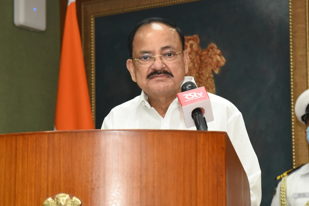 VP Venkaiah Naidu tests COVID-19 positive, advised home quarantine