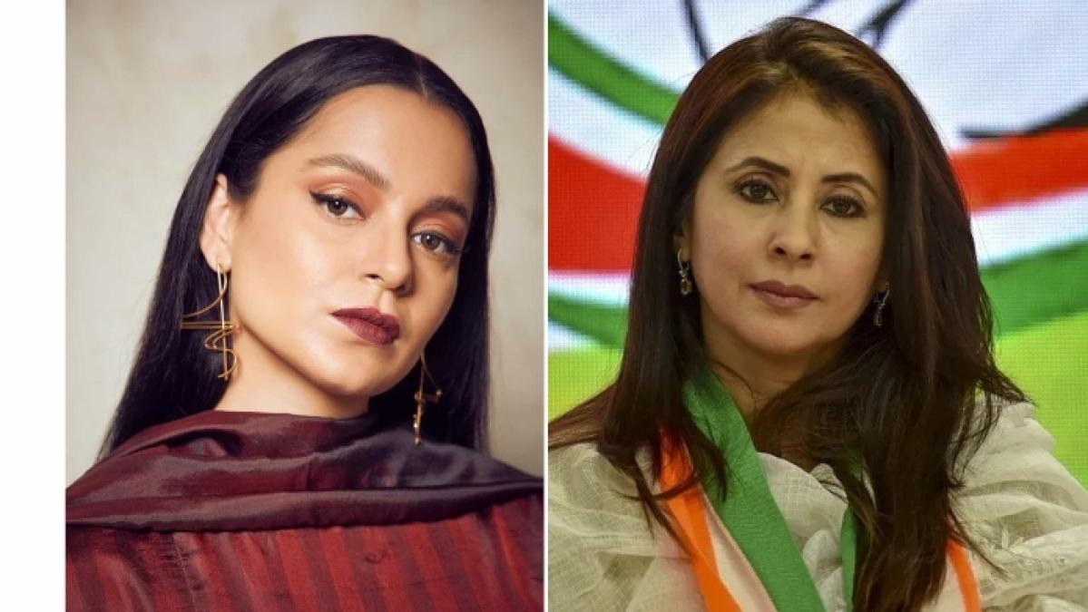 Kangana Ranaut attacks Urmila Matondkar for buying office after joining Shiv Sena, latter says it's 'hard-earned money'