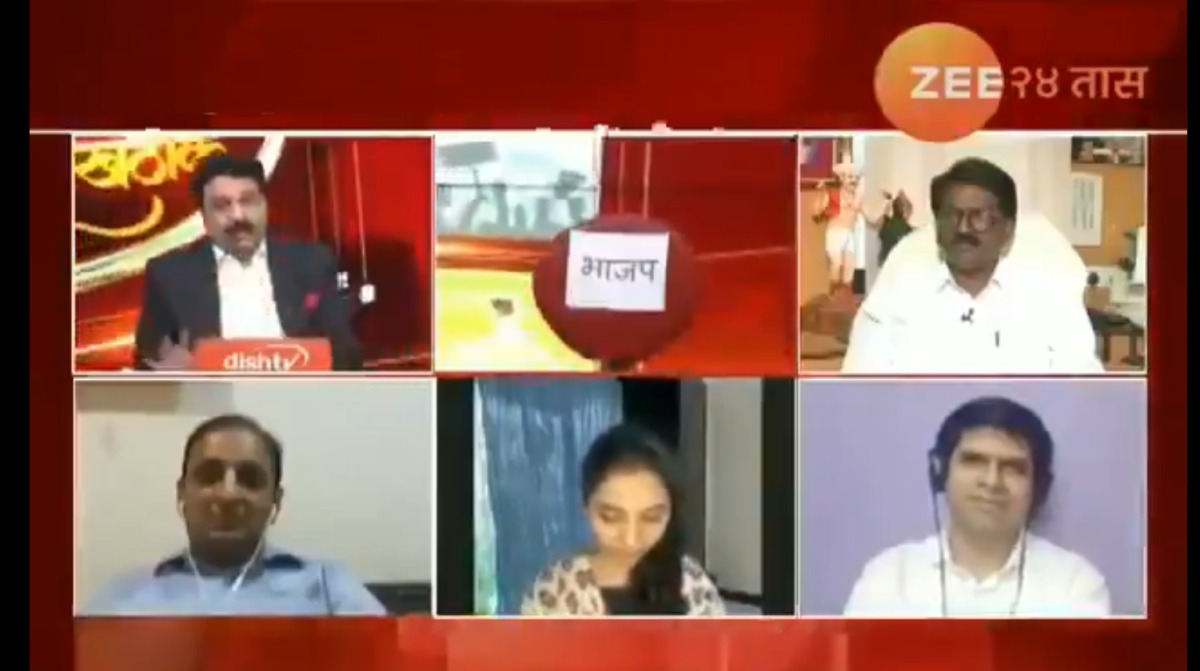 Watch: News channel's 'boycott' of BJP after party doesn't send spokesperson for Kangana debate