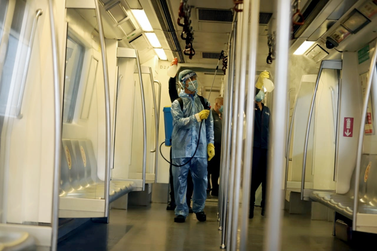 Delhi unlocking: Don't start metro services immediately, cautions AIIMS COVID task force chief