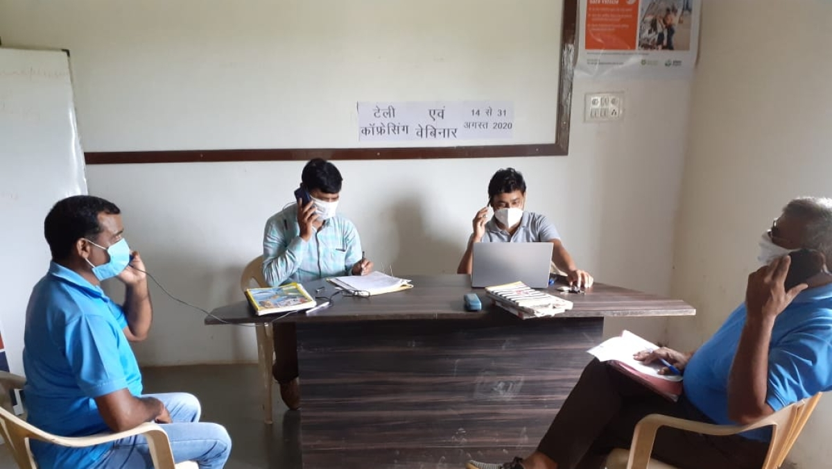 Madhya Pradesh: Online meet for sugarcane cultivators held