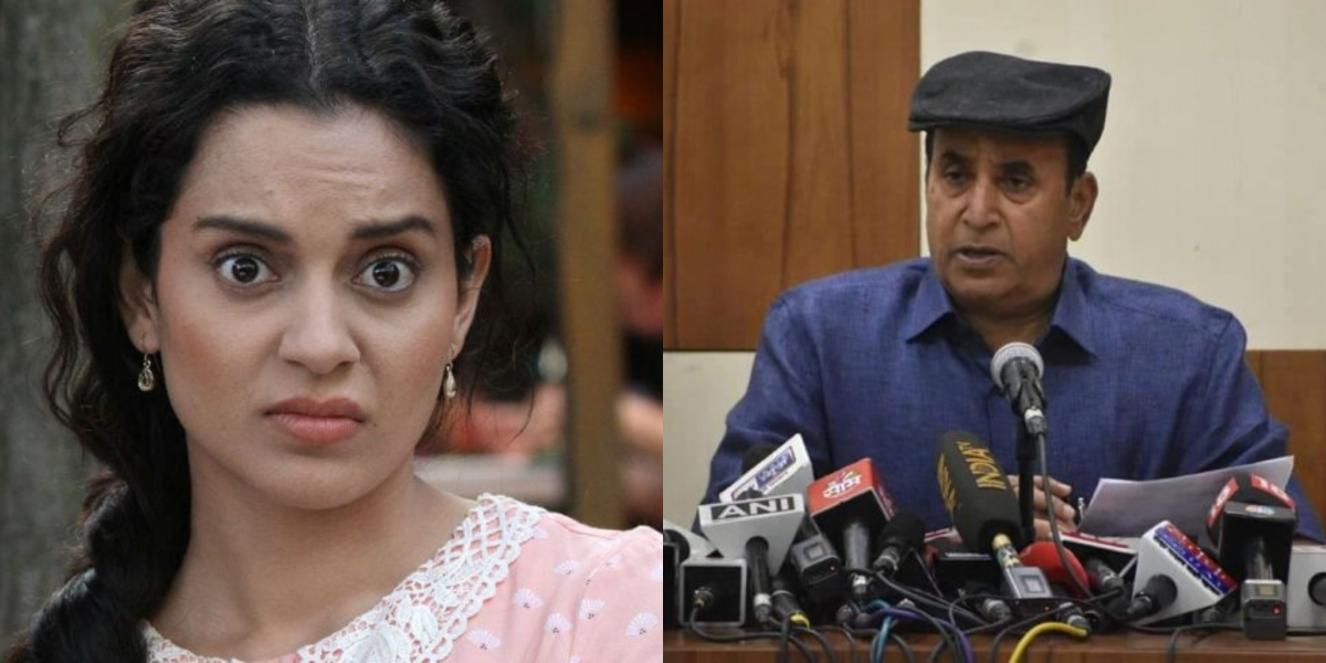 Promoted yourself from PoK to Taliban: Kangana Ranaut hits back at Anil Deshmukh