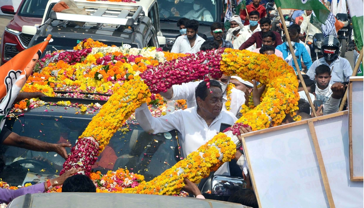 Madhya Pradesh: Kamal Nath to stay in the state as Congress seeks new faces in Gwalior-Chambal region