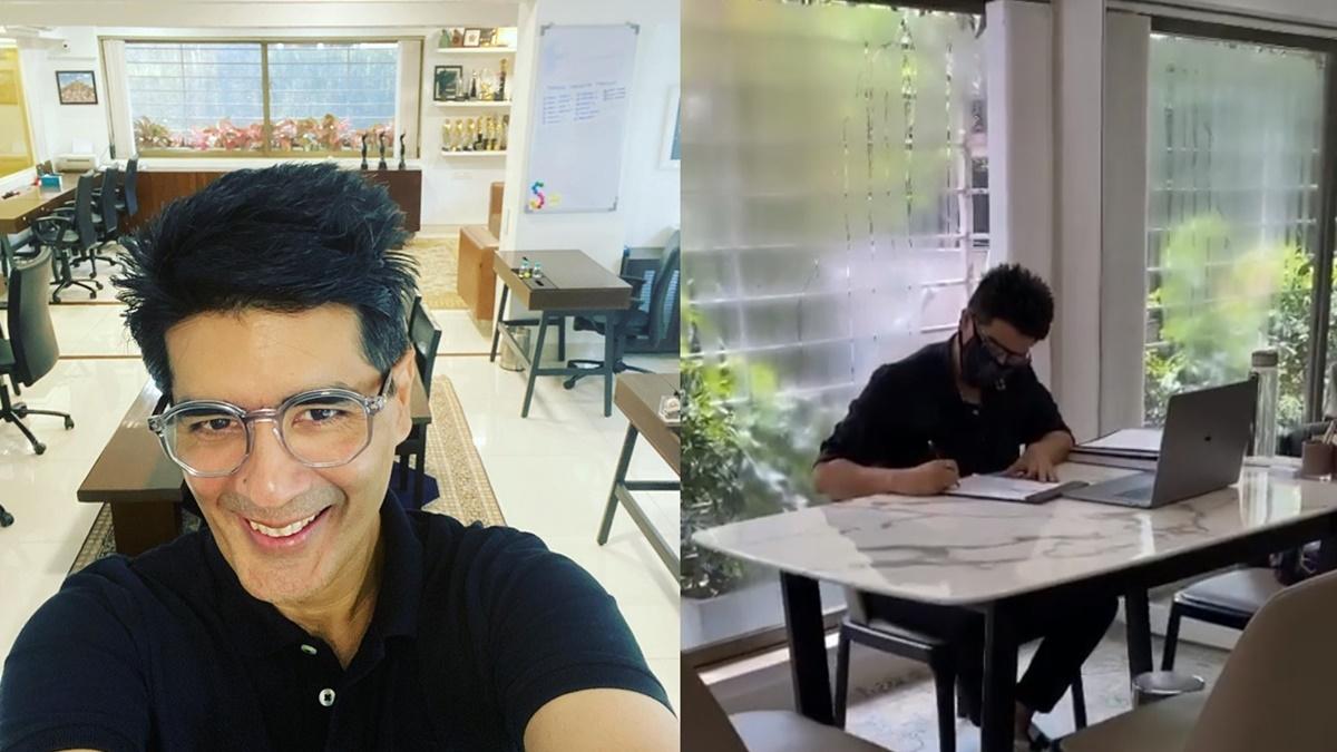 After Kangana Ranaut, BMC issues show-cause notice to fashion designer Manish Malhotra over Mumbai office
