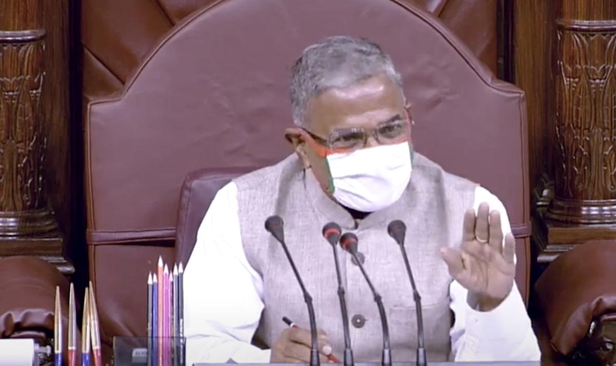 12 parties gave vote of no confidence against Dy Chairman Rajya Sabha: Ghulam Nabi Azad