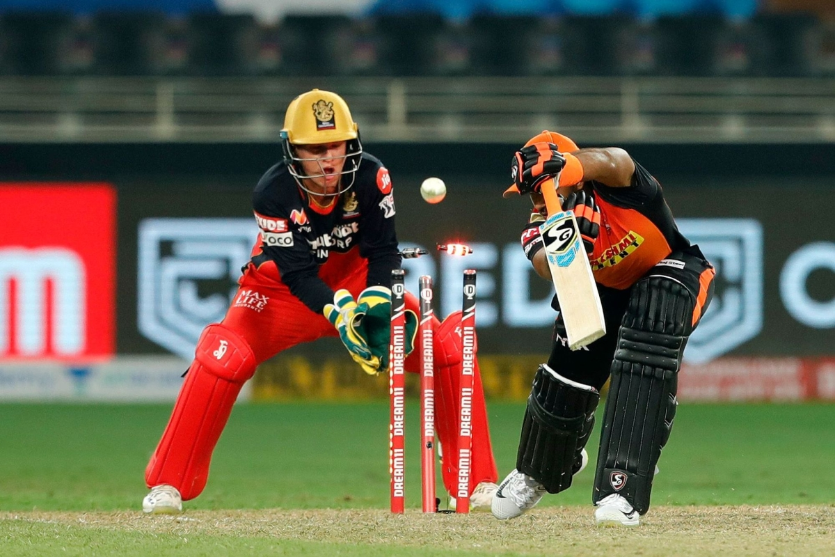 RCB vs Sunrisers: Chahal spins the sun in opposite direction