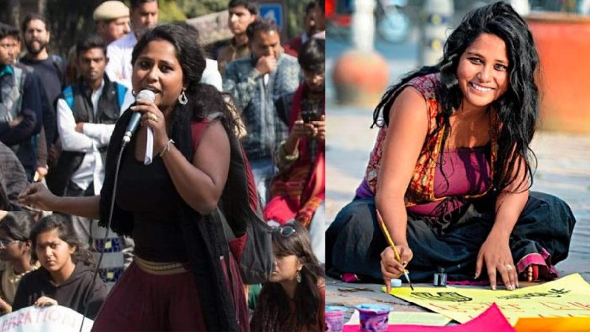 Delhi HC frees Pinjra Tod activist Devangana Kalita