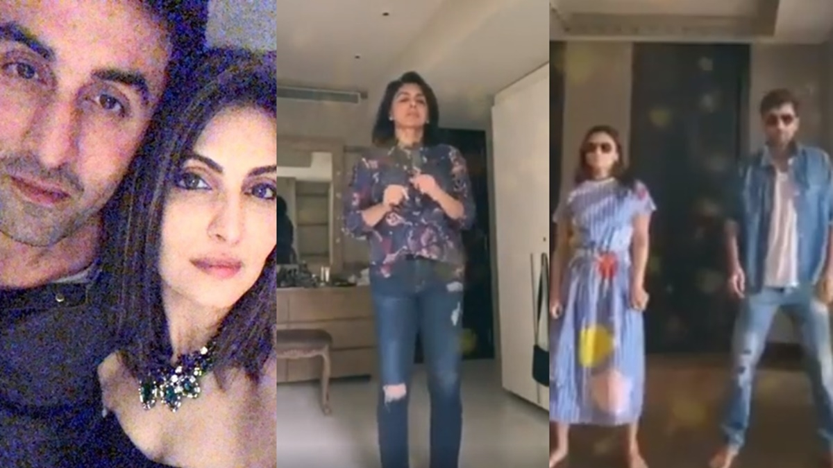 Watch: Alia, Ranbir, Neetu, and others dance to 'Aap Jaisa Koi' on Riddhima Kapoor Sahani's birthday