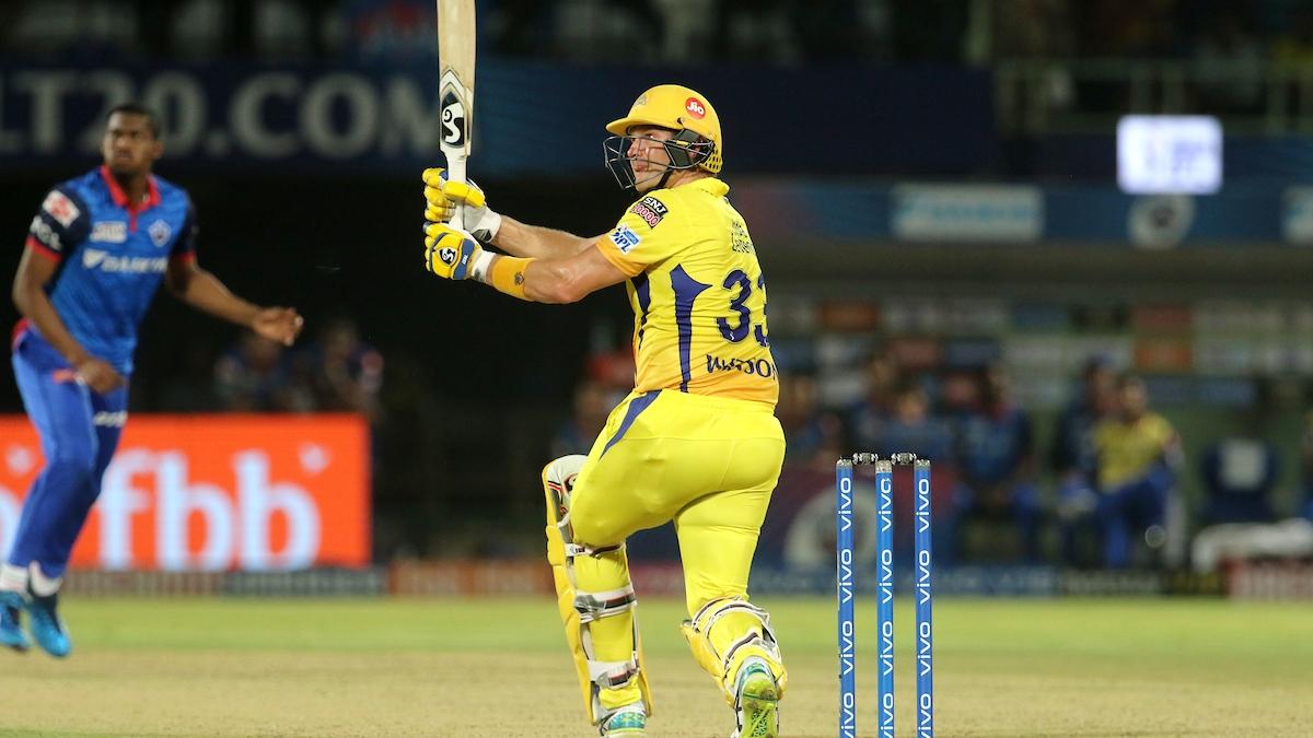 IPL 2020: Shane Watson scripts 1000 runs to his name for Chennai Super Kings