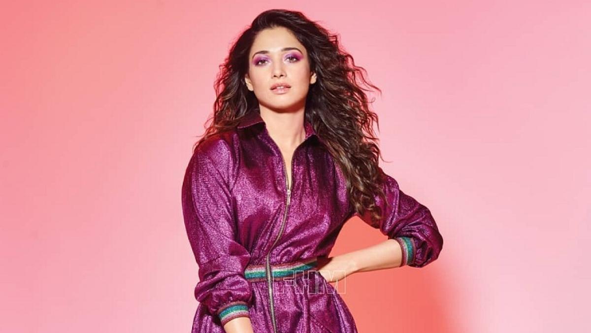 Tamannaah Bhatia 'honoured' to reprise Tabu's role in Telugu remake of 'Andhadhun'