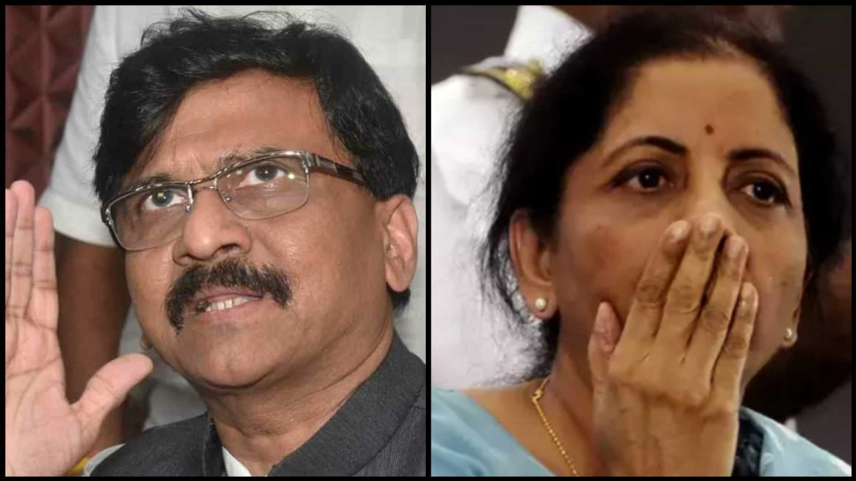 What kind of Hindutva is this?': Sanjay Raut on Nirmala Sitharaman's 'act of god' comment