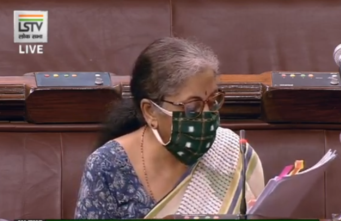 Parliament's Monsoon Session Latest Updates: Nirmala Sitharaman moves Bill to amend the Banking Regulation Act, 1949 in Lok Sabha