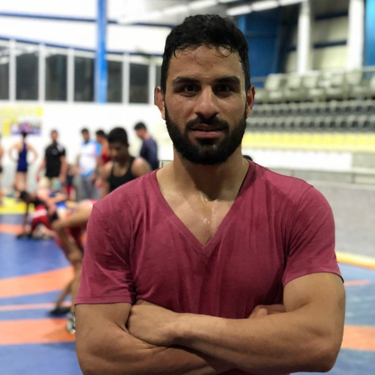 Execution of wrestler Navid Afkari by Iran 'deeply upsetting': International Olympic Committee