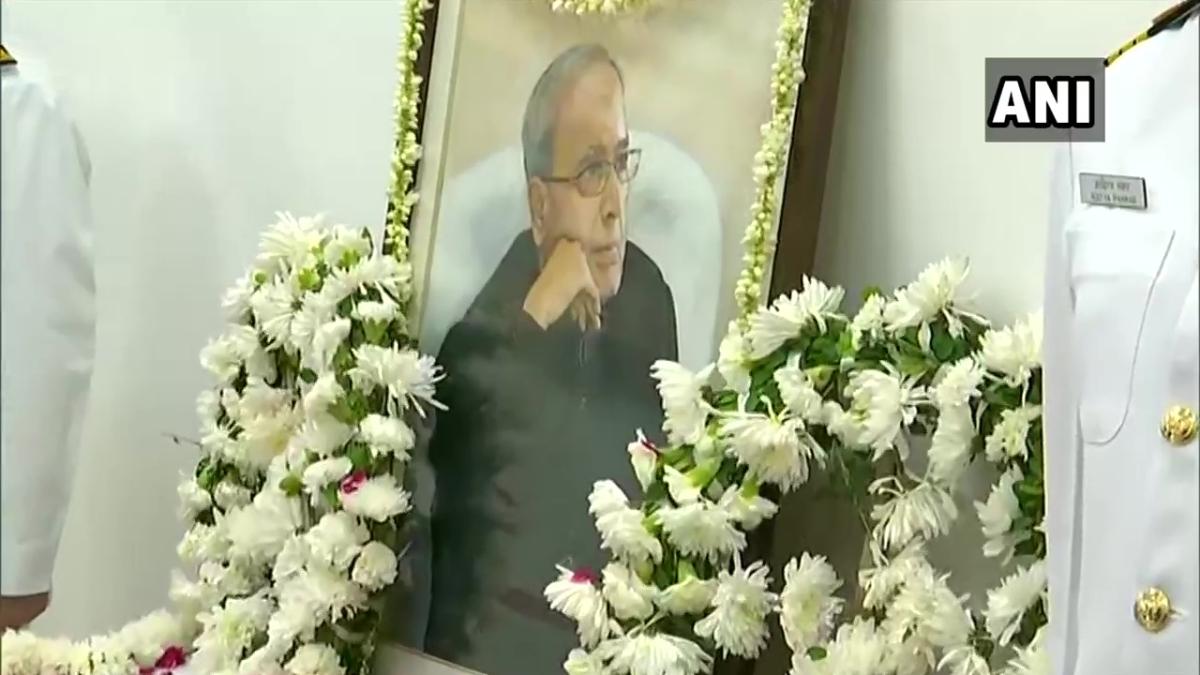 Madhya Pradesh: Assembly pays tributes to Pranab Mukherjee, Lalji Tandon