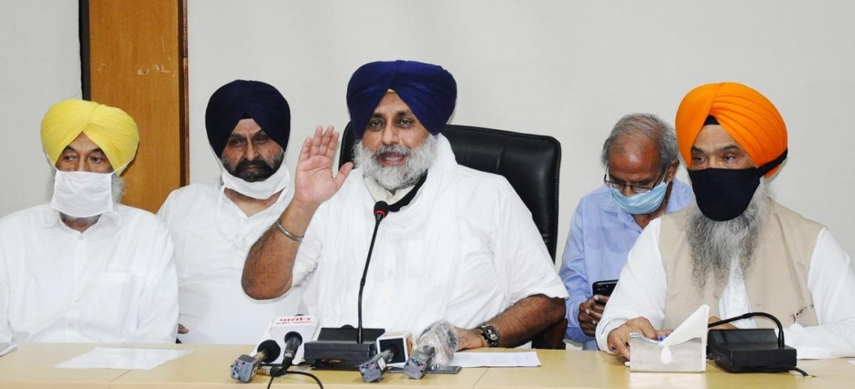 Akalis quit BJP-led NDA amid farmers' protest in Punjab over Agri Bills