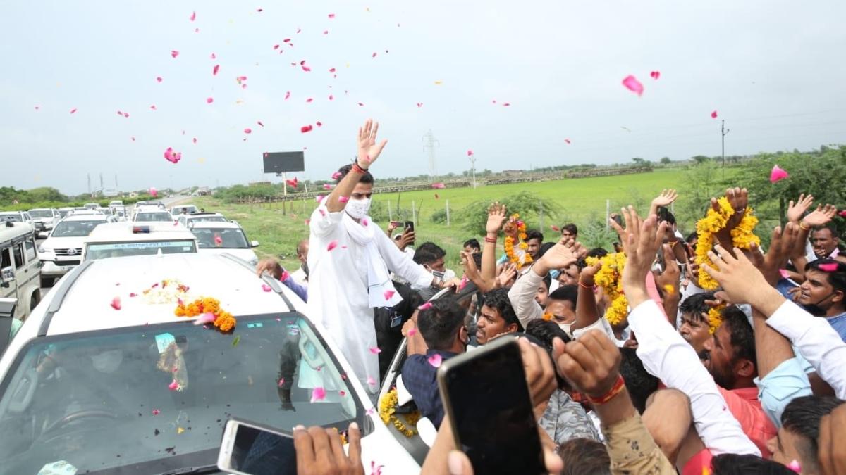 Madhya Pradesh Bypolls: Sachin Pilot to tour Gwalior-Chambal region on October 27, 28