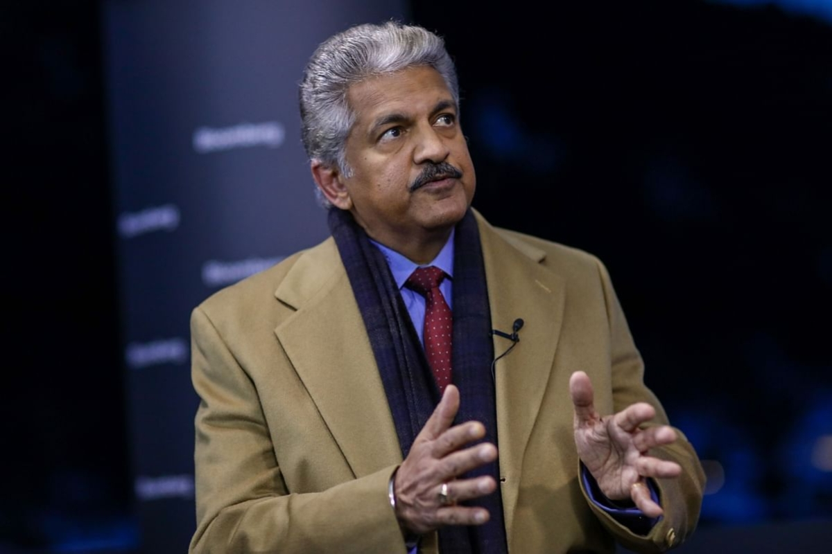 Despite -23.9% GDP growth, here's why Anand Mahindra is optimistic about revival