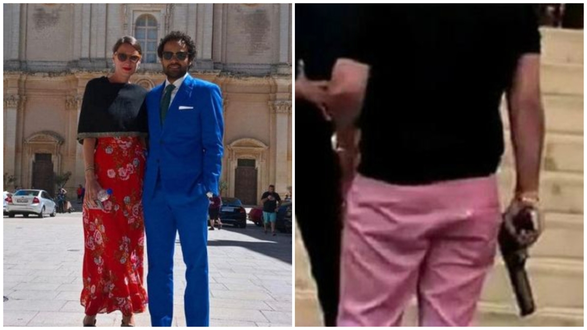 Remember 'Pink Pant' Pandey? His MP brother Ritesh Pandey is all set to marry Katherina from England