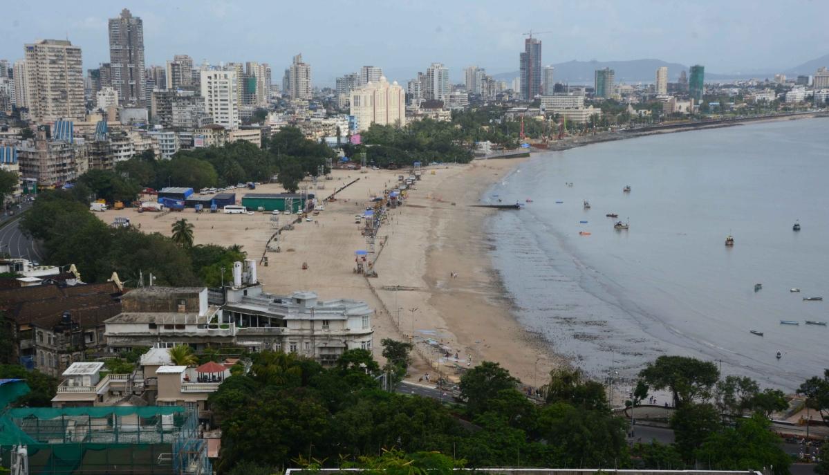 Mumbai's Juhu and Versova beach celebrate cleanest Ganeshotsav