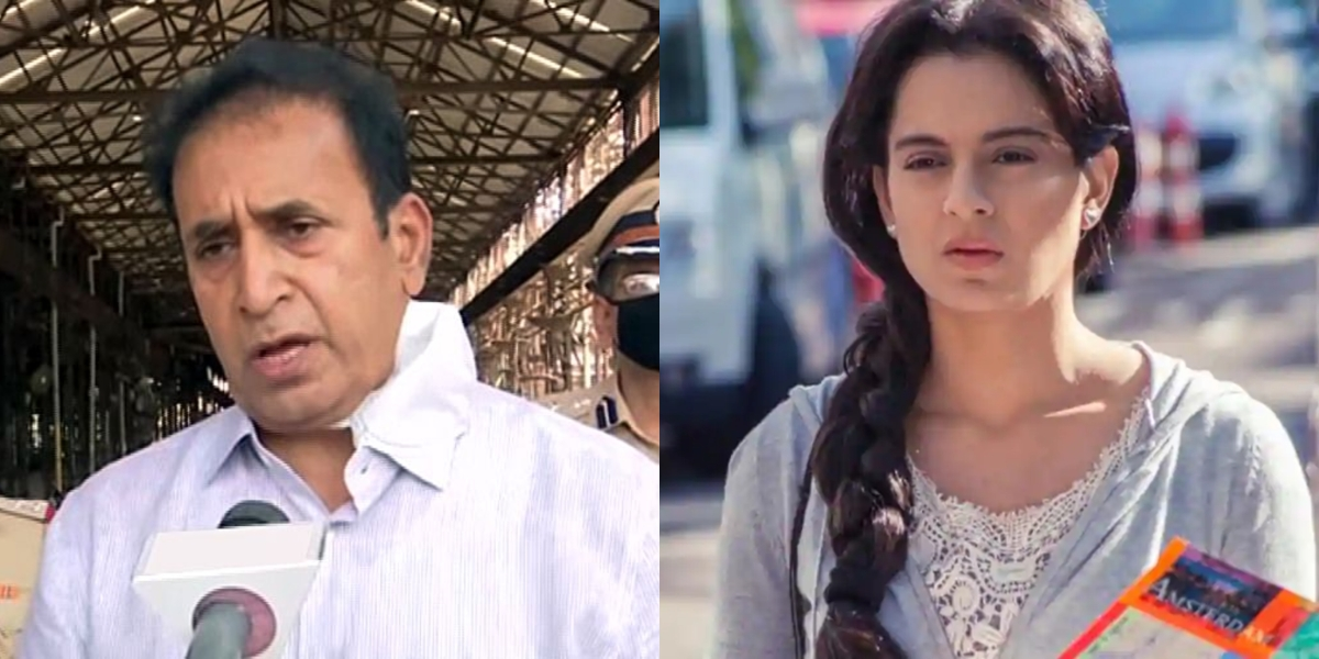 Anil Deshmukh says Kangana Ranaut has no right to stay in Mumbai