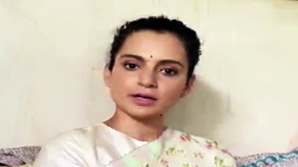PRIDE AND PREJUDICE; Kangana turns tables on Sena