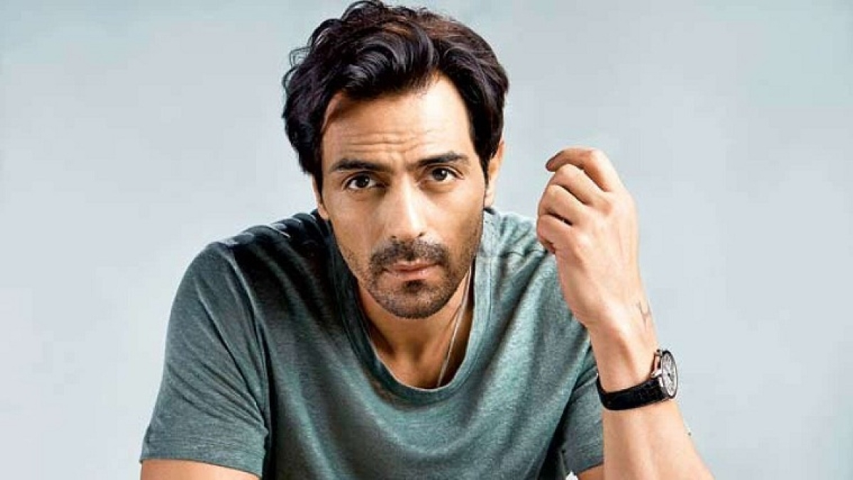 Arjun Rampal tests Covid negative, to re-test in 4 days
