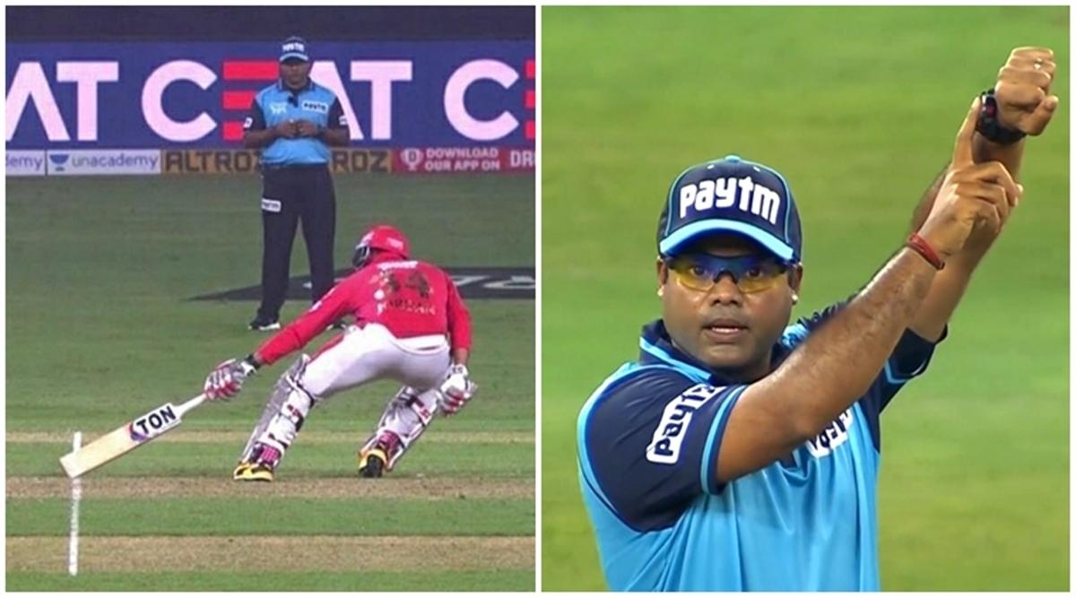 IPL umpiring howler: Veteran BCCI umpire calls it a one-off aberration