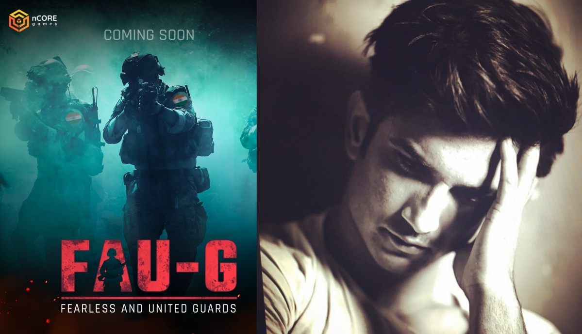 Why is upcoming game FAU-G being linked to Sushant Singh Rajput? Here's all you need to know