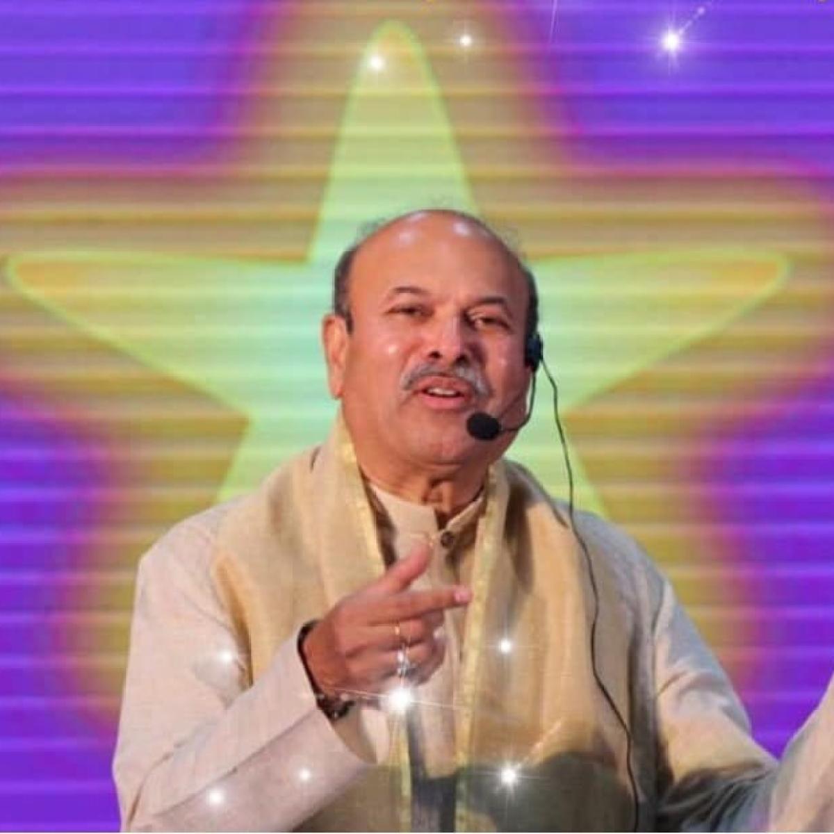Liberation through mindfulness (Part 1): NJ Reddy, founder of Yoga Prana Vidya