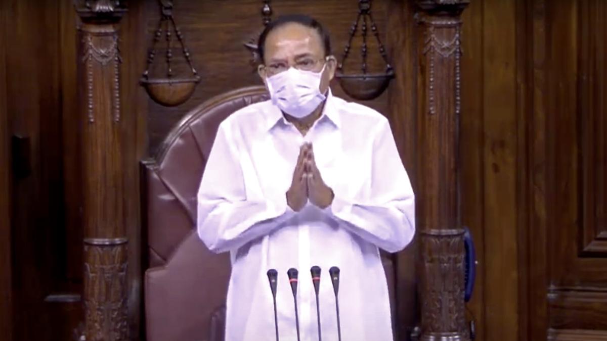 Parliament Monsoon Session: Venkaiah Naidu announces retirement of 11 Rajya Sabha members