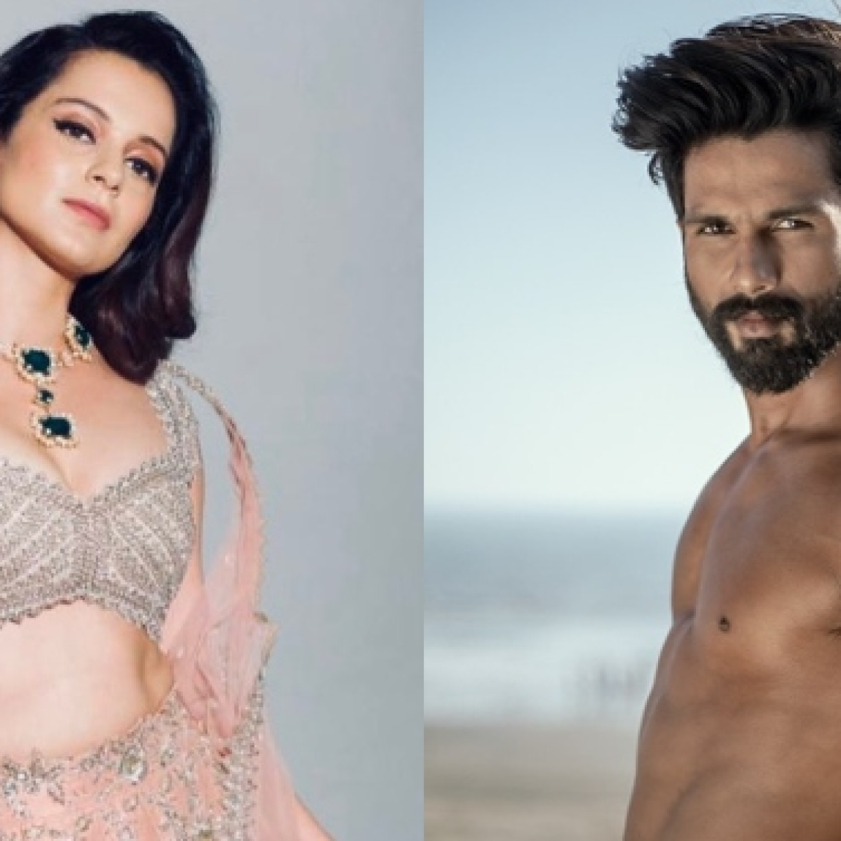 World Vegetarian Day 2020: From Kangana Ranaut to Shahid Kapoor, actors who switched to the meat-free life