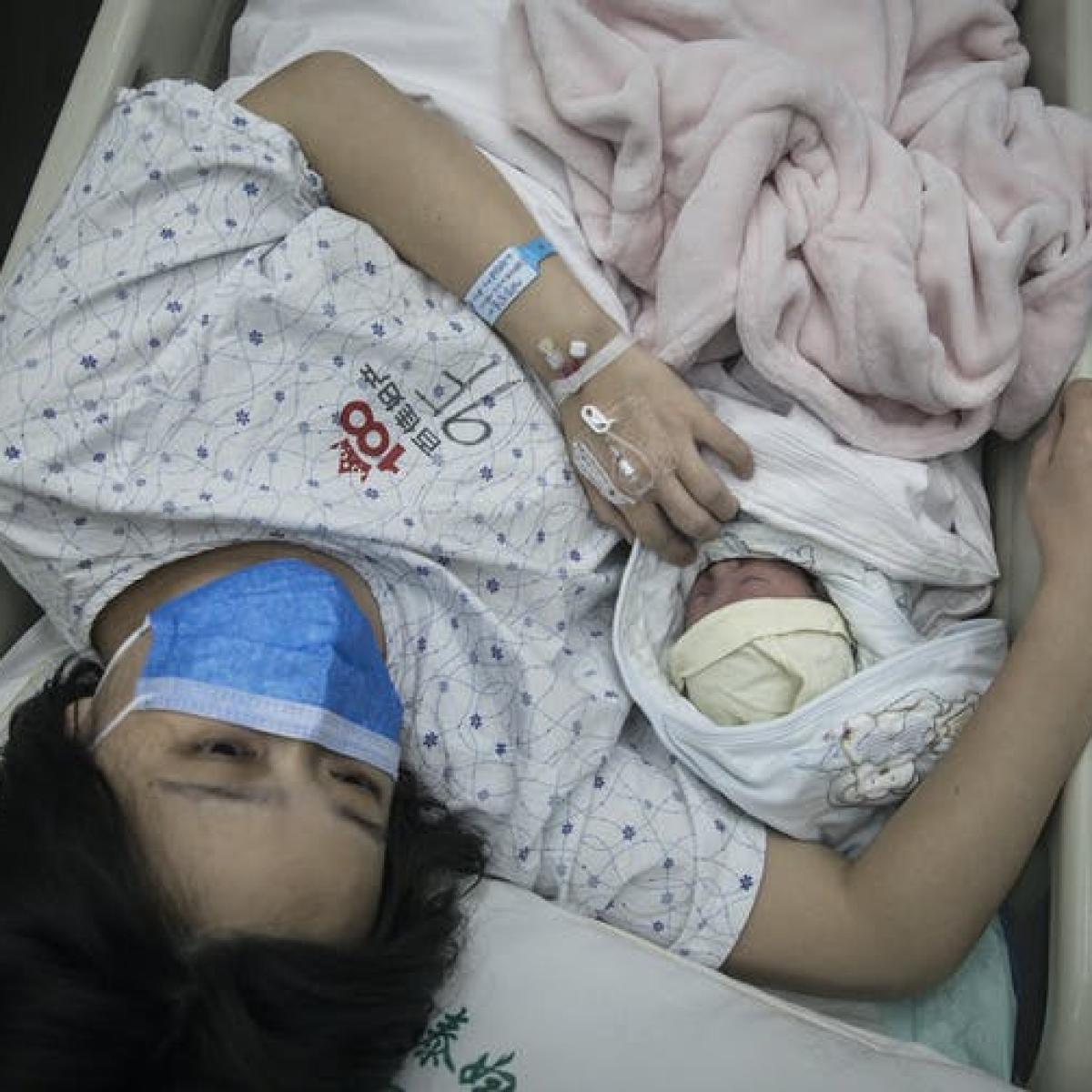 One in 10 Covid positive pregnant women in state 'symptomatic'