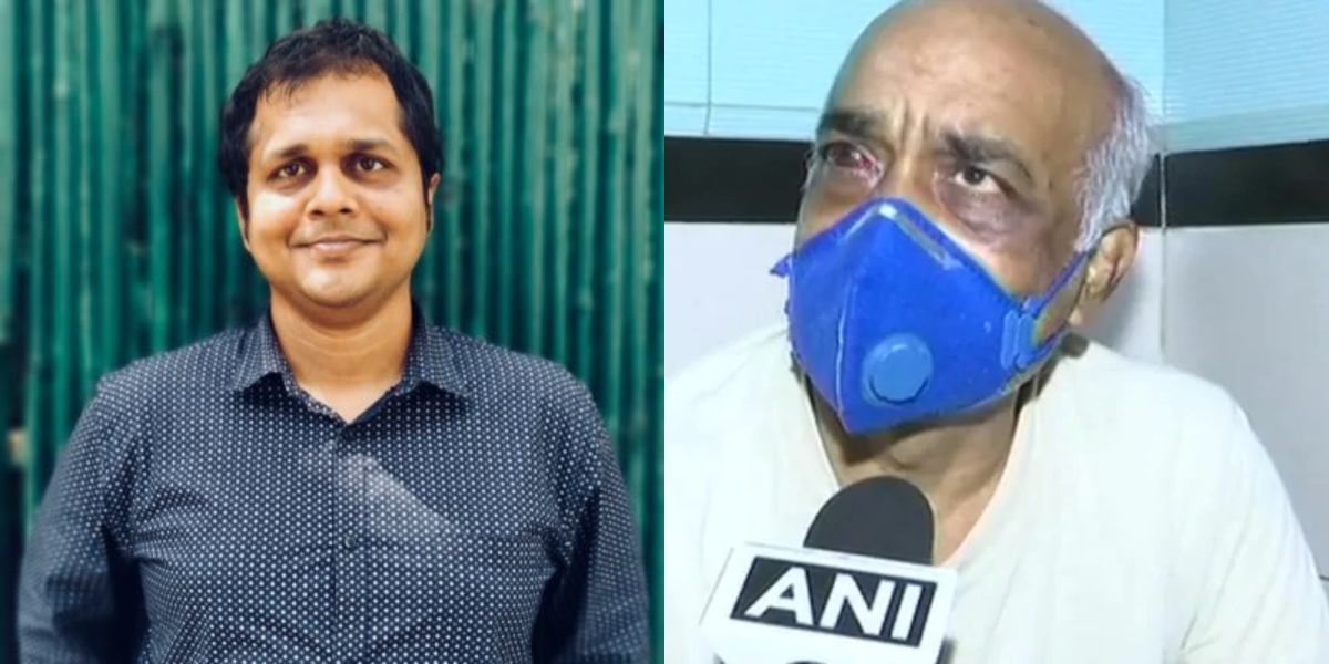 Saket Gokhale trolled after labeling Navy veteran who got thrashed by Sena goons 'WhatsApp Uncle'
