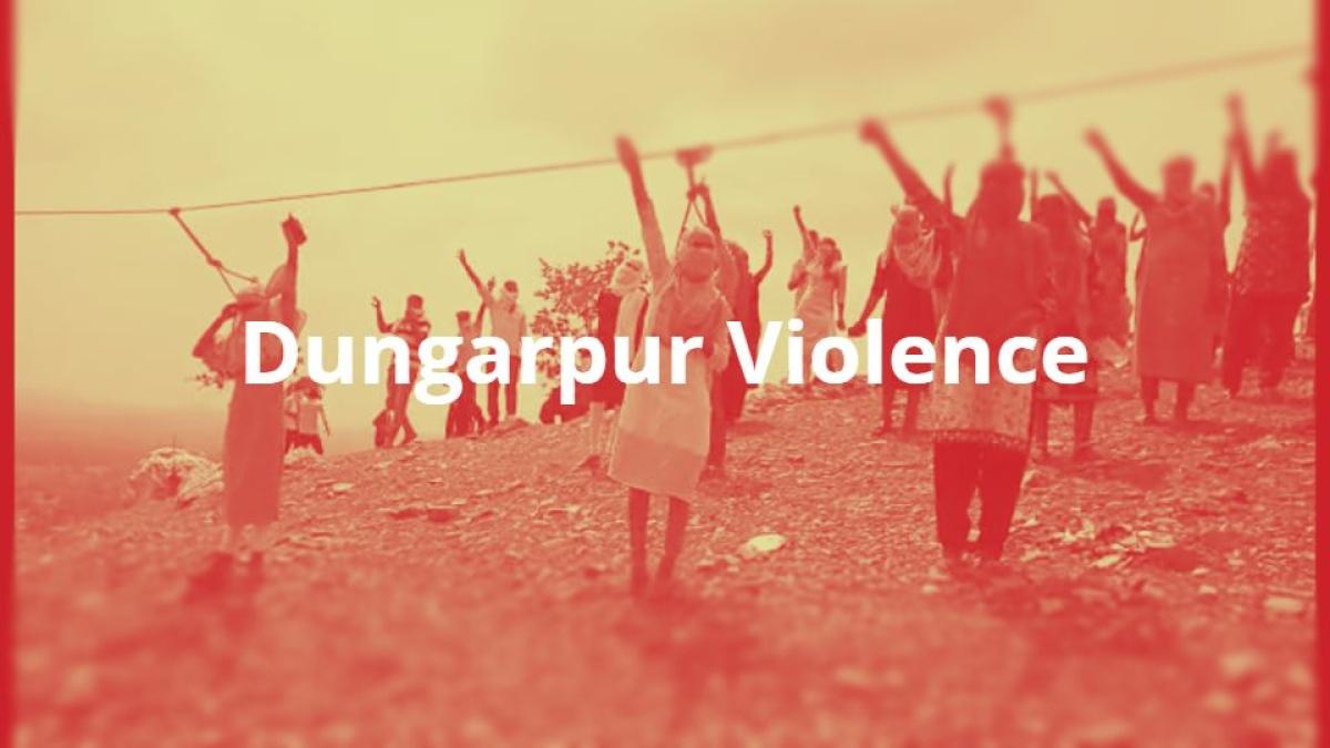Rajasthan: 1 killed, 1 injured in Police firing in Dungarpur violence