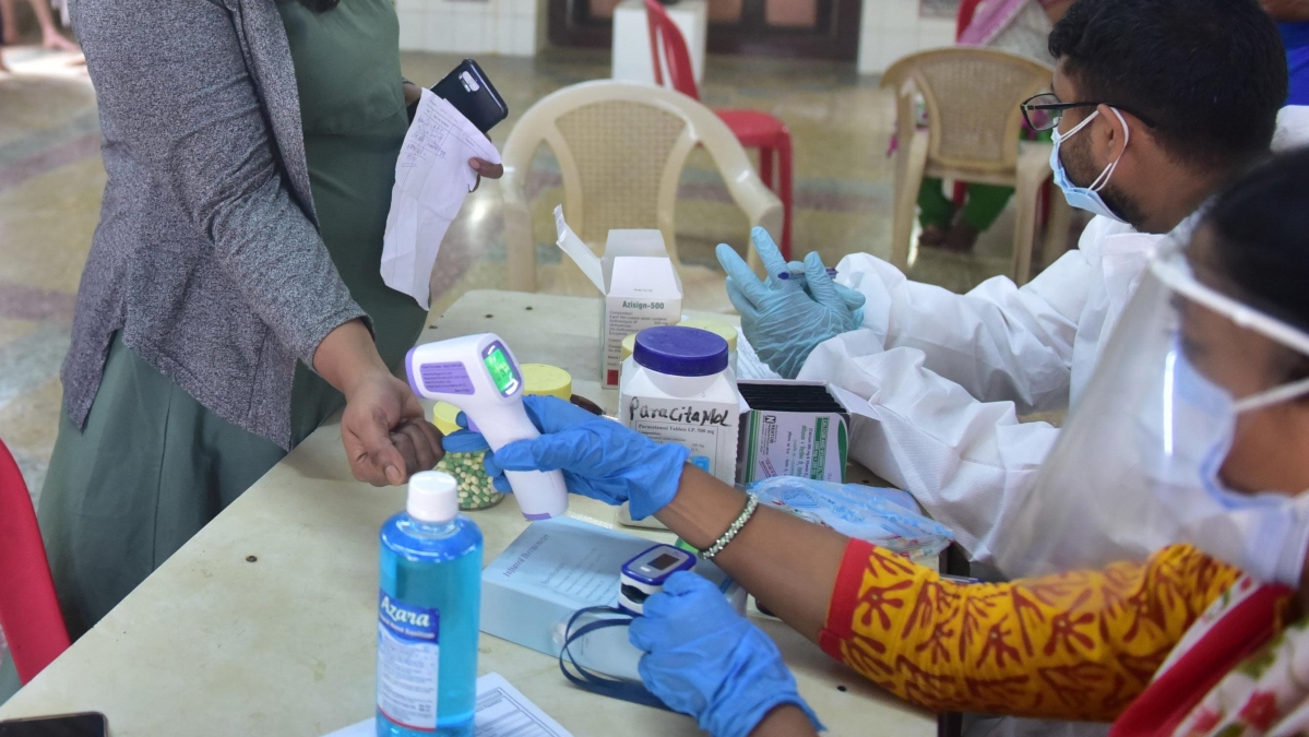 COVID-19 latest updates: With 21,821 new cases, India's coronavirus tally rises to 1,02,66,674