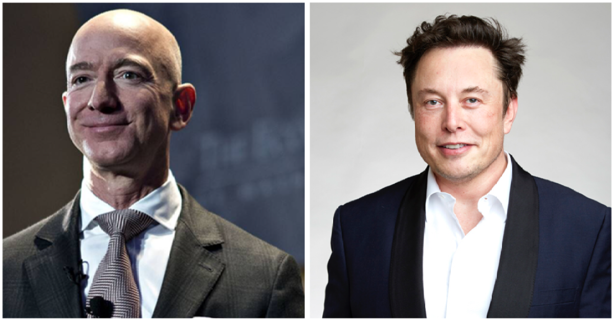 Despite being billionaires, Jeff Bezos and Elon Musk were able to avoid taxes: here is how