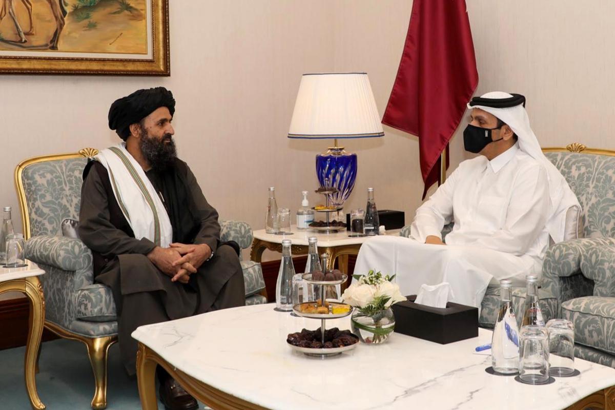 Afghan-Taliban peace talks begin