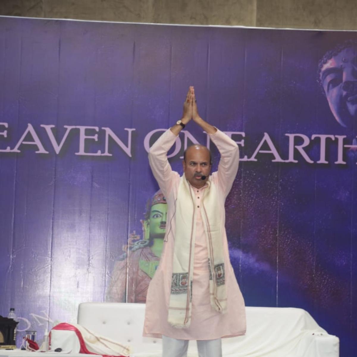 Liberation through mindfulness (Part 2): NJ Reddy, founder of Yoga Prana Vidya