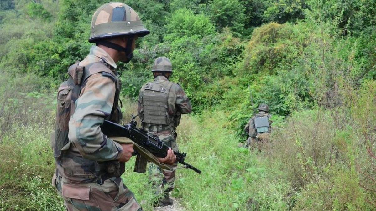 3 LeT men arrested in J&K, weapons sent by Pak drones recovered